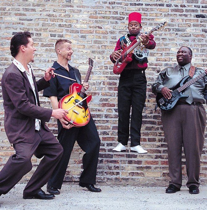Lil' Ed & the Blues Imperials will play their part in bringing back the San Diego Blues Fest.