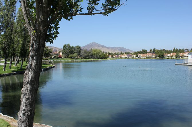 The Lake in Eastlake.
