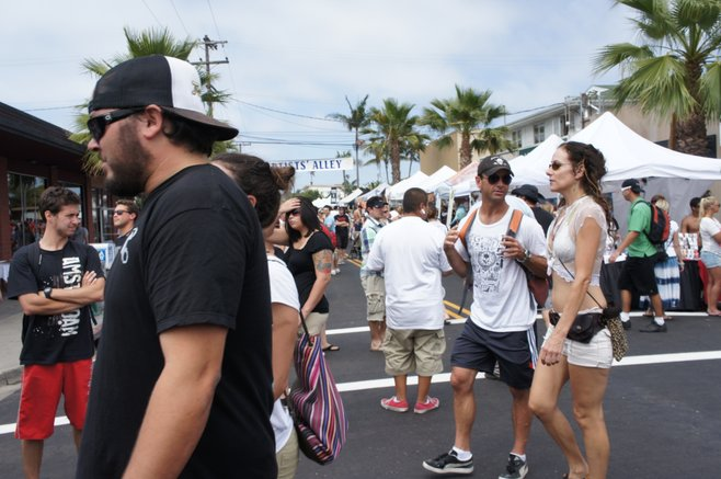 Ocean Beach Street Fest photo