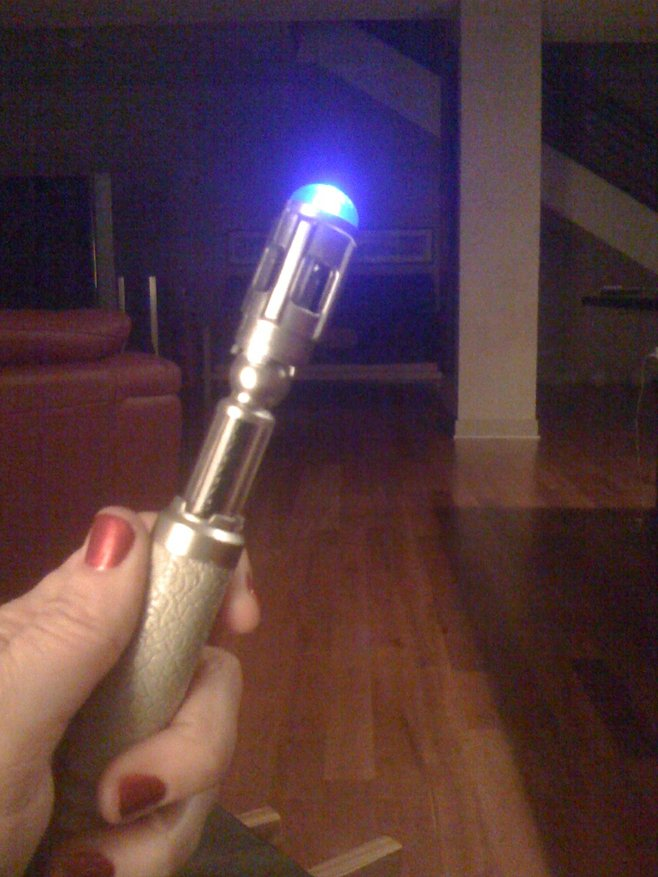 David's Sonic Screwdriver