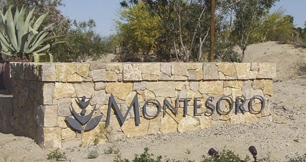 Montesoro, Borrego's upscale golf and homes venture, has not broken par