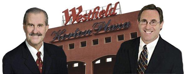 Alan Ziegaus and Jonathan Heller: former newsmen turned city hall lobbyists