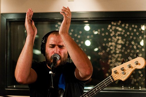 David Bazan at Casbah