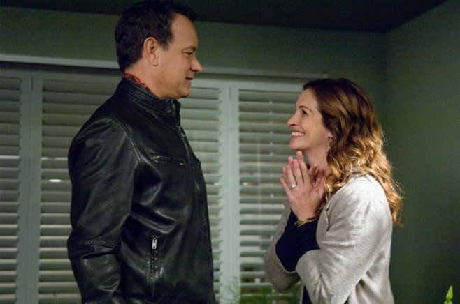 In Larry Crowne, Tom Hanks is open to all things lively and good.