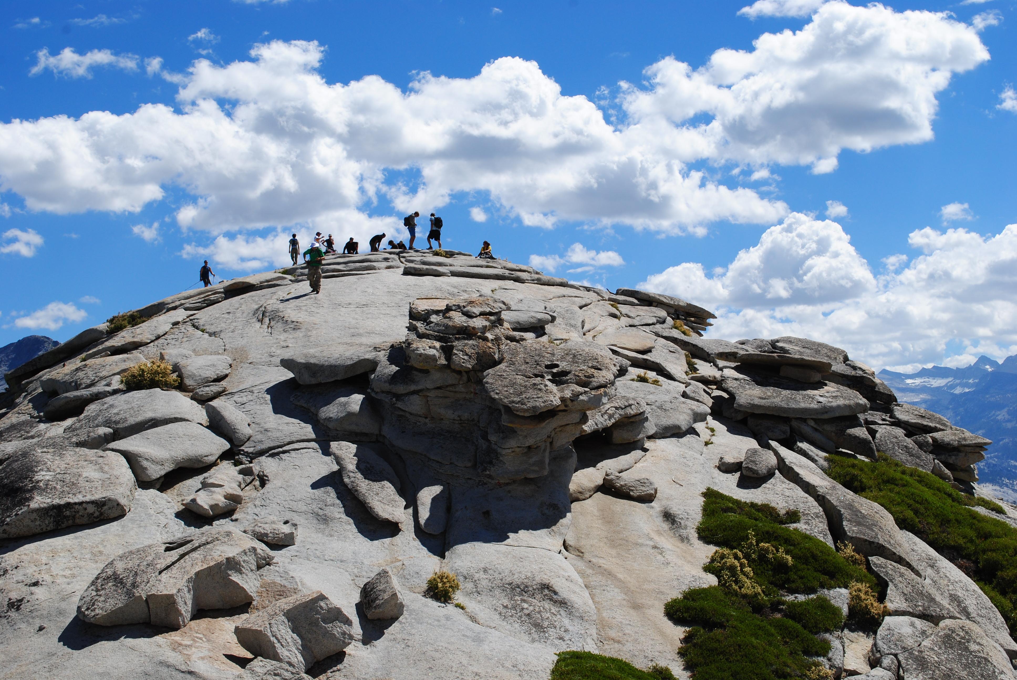 Sub-dome, Yosemite National Park
