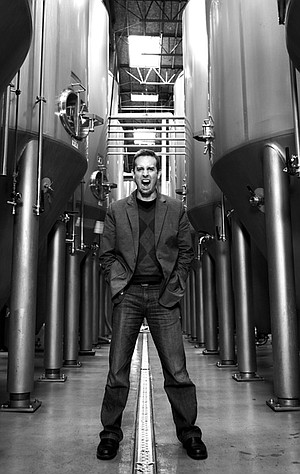 Greg Koch, Stone Brewing's CEO and cofounder