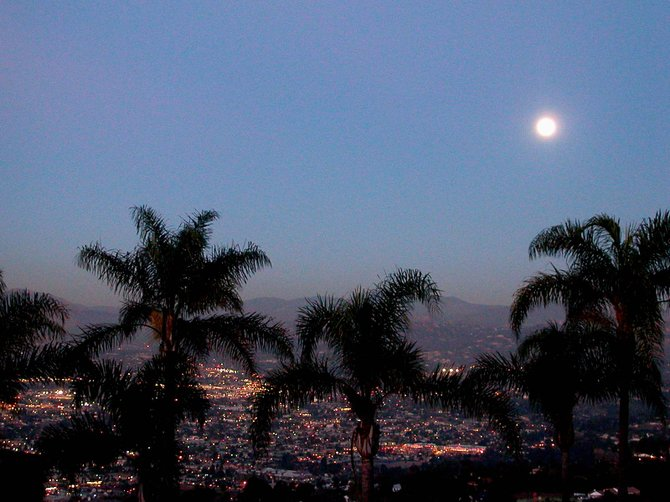From Mount Helix, 2006