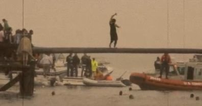 """walking the """"Greasy Pole"""""""