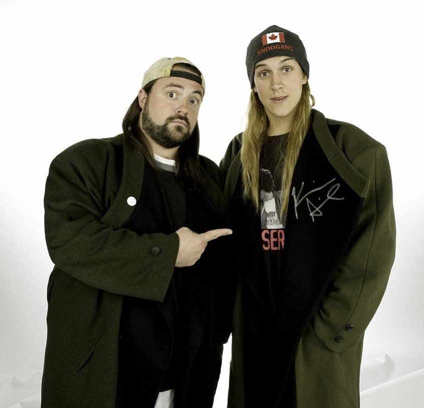 Jay and Silent Bob at House of Blues