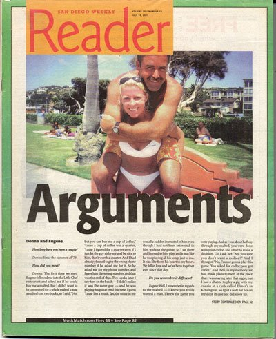 San Diego Reader, July 19, 2001