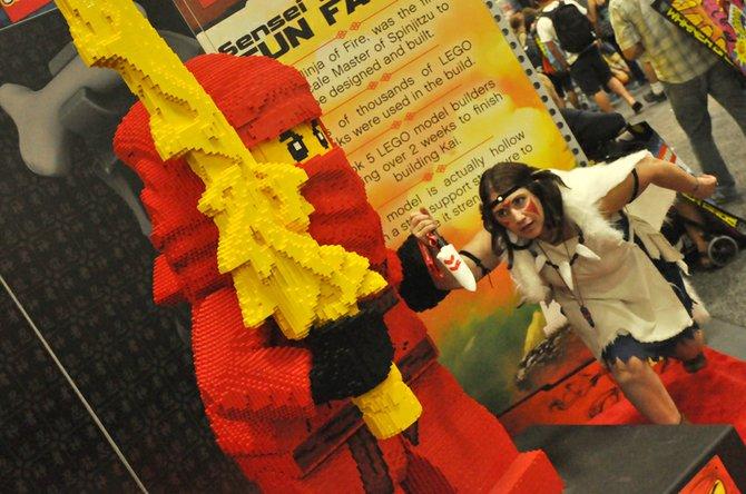 Lego Kai