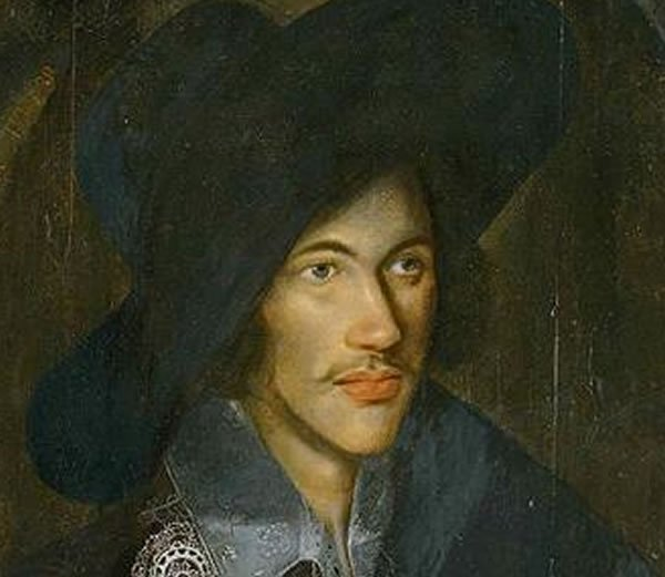 John Donne young