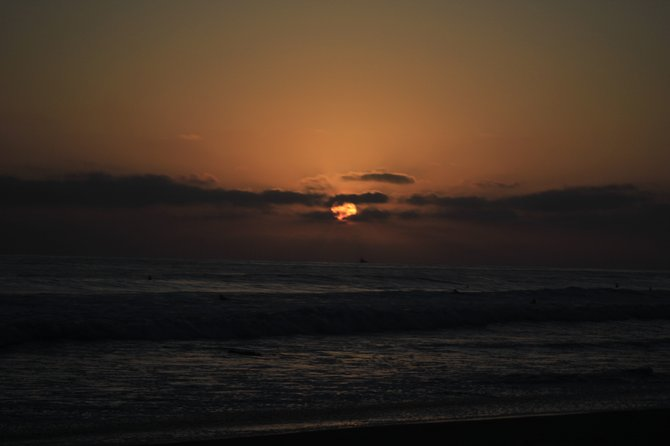 Tamarack State Beach.