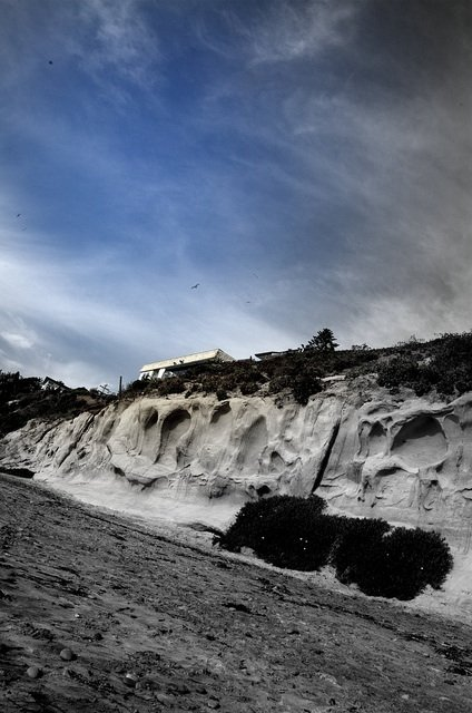 Moonlight Beach, Encinitas.
