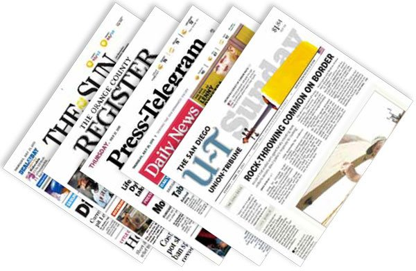 Current Southern California newspapers could combine to form one super-regional operation.