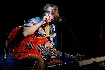Chicago post-rock band Califone at Casbah this Anti-Monday