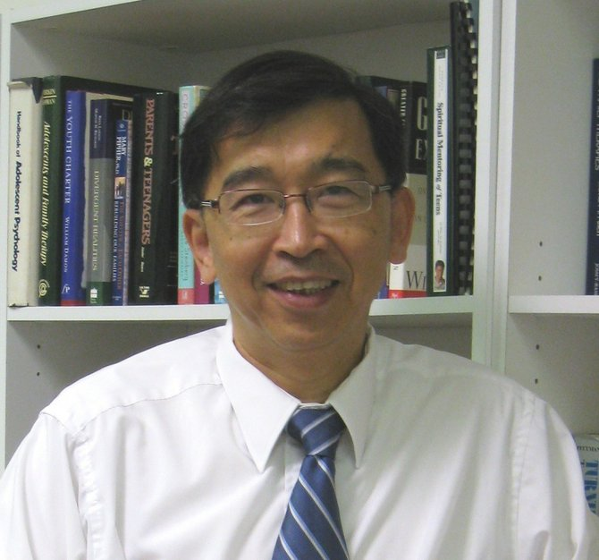 "Lin Kuo-Liang: ""All the answers to the problems of marriage and family are found right in the Bible."""
