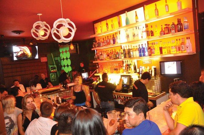 AC Lounge is redoing its underground, crystal-meth-lab look. - Image by Chris Woo