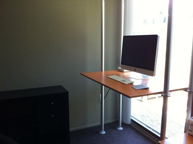 My new standing desk!