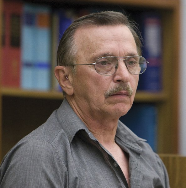 Donald Chaffee testified against Adams, his stepson, at the felony fraud hearing.