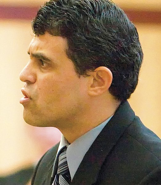 "Prosecutor Patrick Espinoza mocked the ""taco defense."""