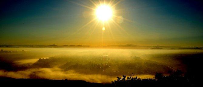 """""""Soledad Sunrise""""."""