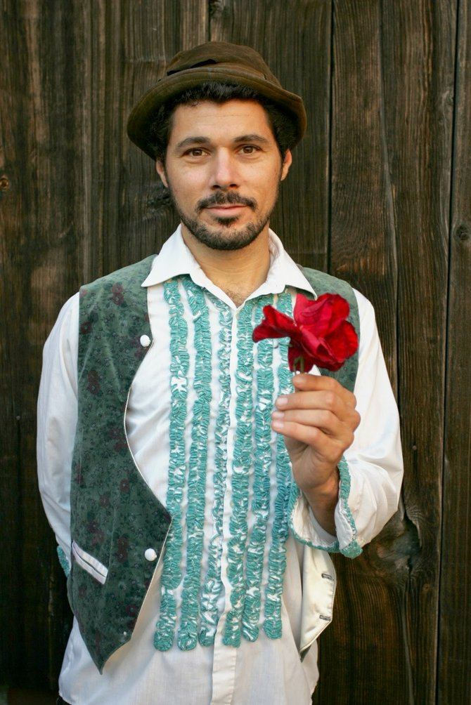 Bushwalla's at Belly Up on Wednesday