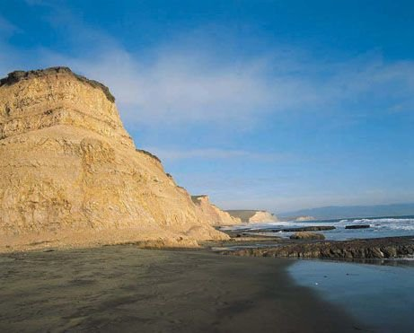 Drakes Beach In Point Reyes