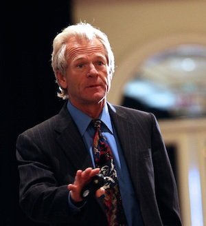 Peter Navarro blasts China's trade policies.