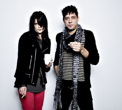 The Kills hit House of Blues Sunday night.
