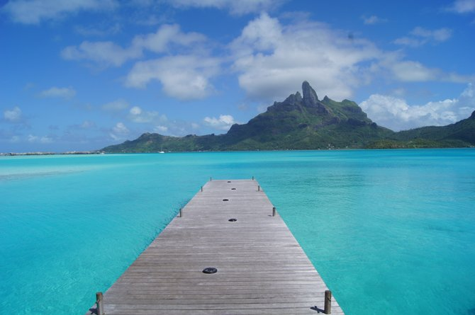 Bora Bora Bliss!