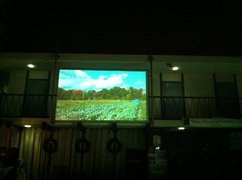 Farmaggedon on the screen