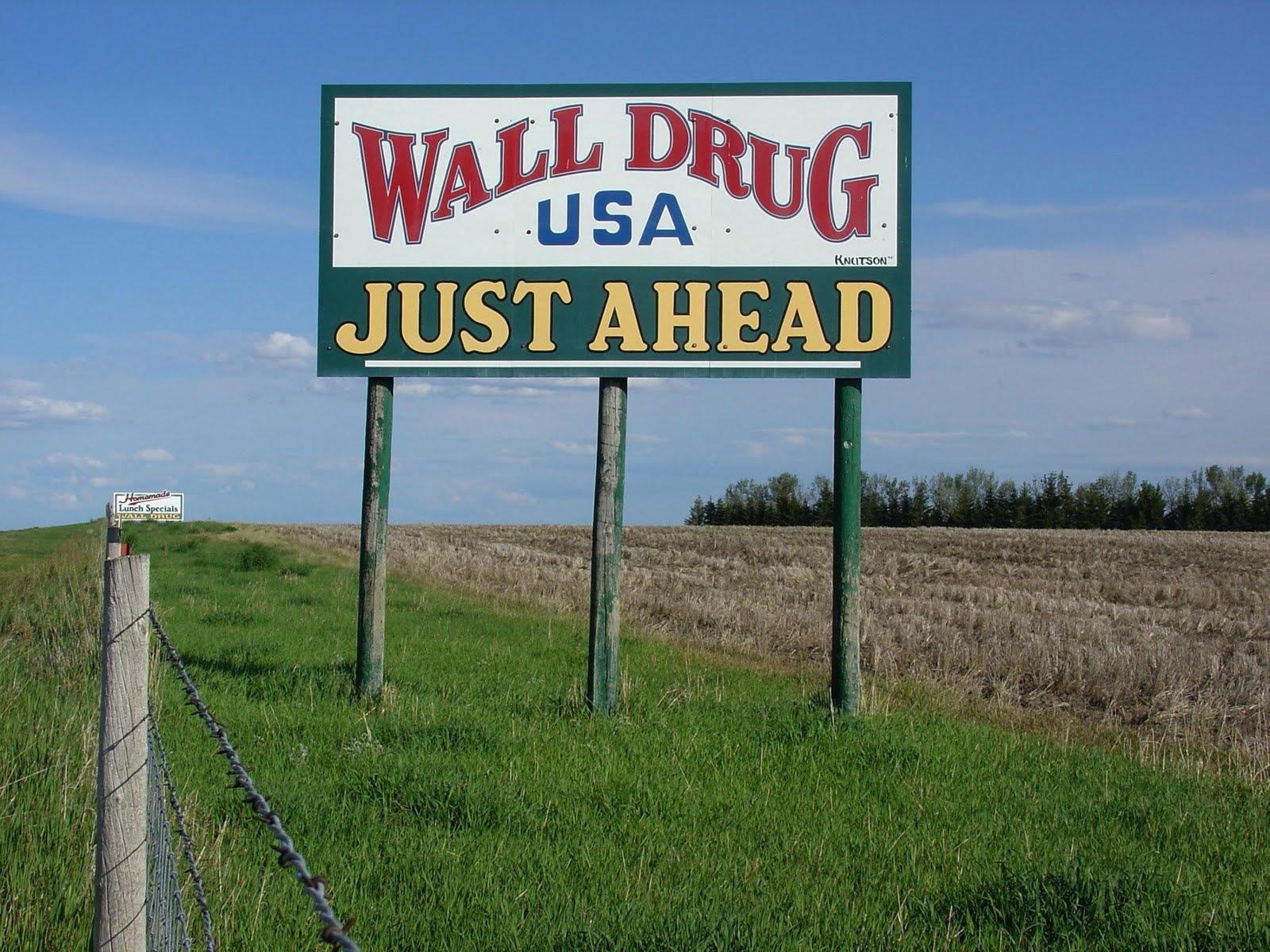 Wall Drug: Wall, South Dakota San Diego Reader.
