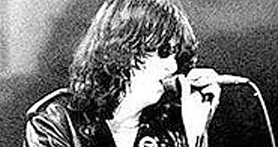 Joey Ramone helped shout down them planes back when.