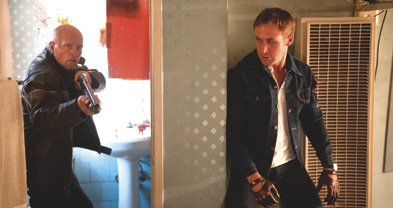 Ryan Gosling gets himself into a mess with thugs in Drive, one of the years most involving movies.