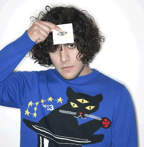 Neon Indian's brings Era Extrana to Belly Up Tuesday night.
