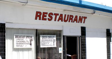 The Restaurant with no (other) name