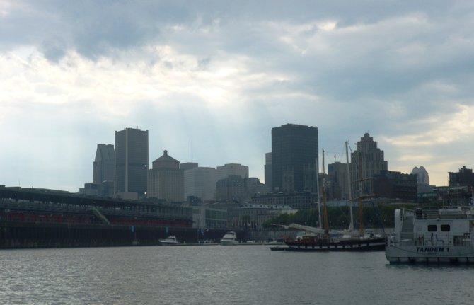 Portside in Montréal