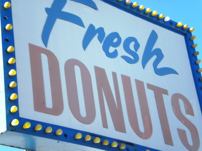 "Imperial Beach's Stardust Donuts opens ""tennish,"" and ""as soon as we run out, we close."""