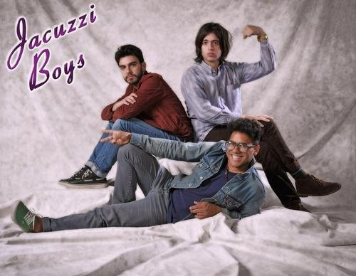 The Jacuzzi Boys'll slather some Glazin' on Til-Two Friday night.