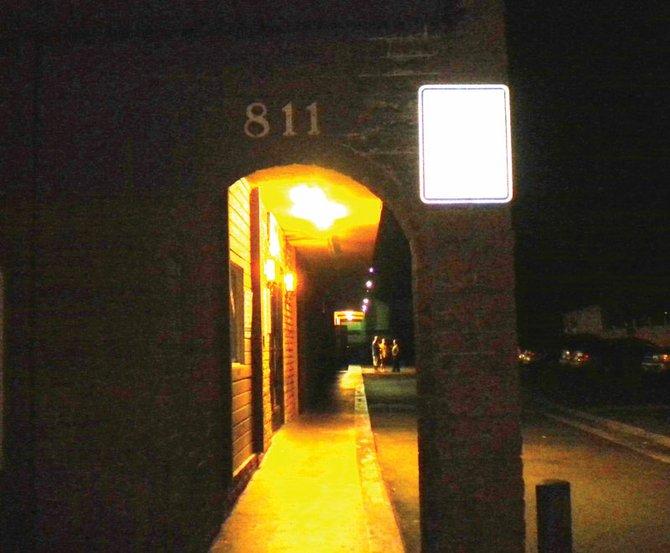 The Chaldean social club at 811 East Main Street, El Cajon