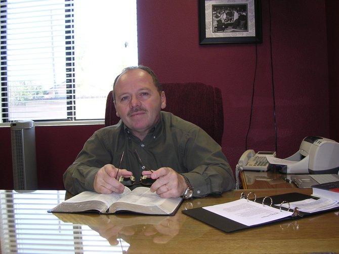 Steve Forsythe