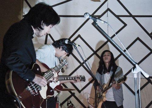 San Diego/Tijuana jangly rockers Electric Healing Sound