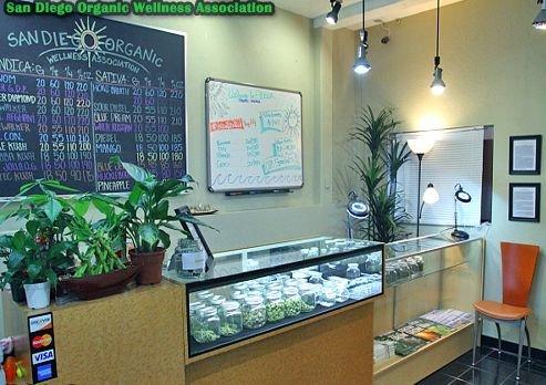 San Diego Organic Wellness Association photo