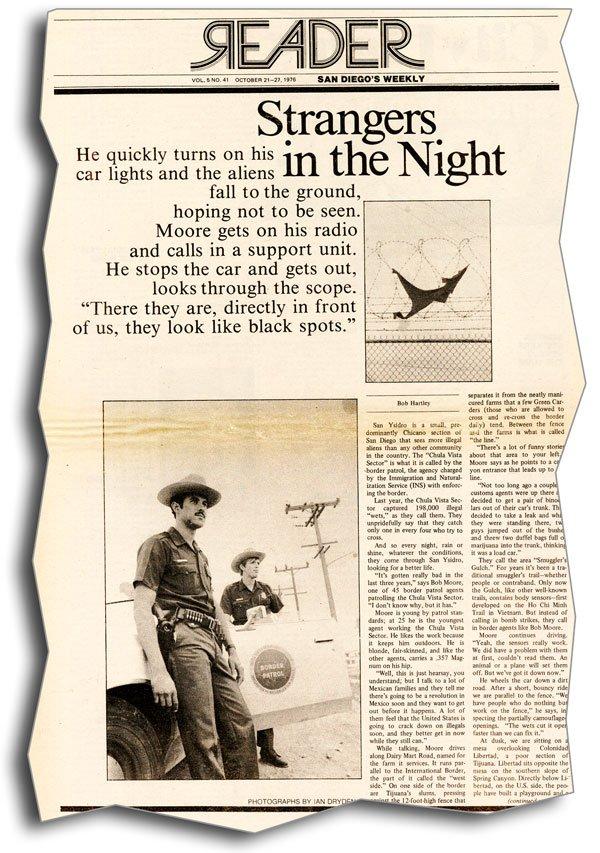San Diego Reader, October 21, 1976