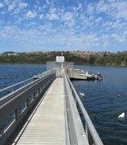 Miramar Lake in October