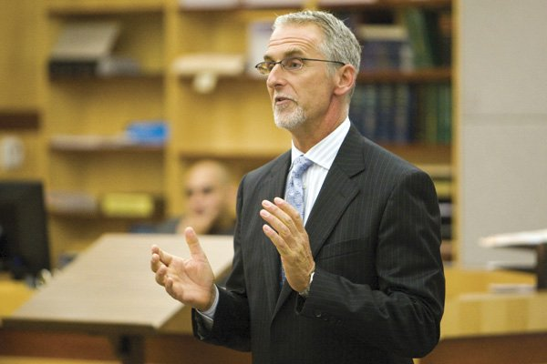 Defense attorney William Mathews  told the jury it was a dog rescue.