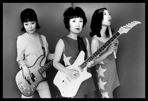 Casbah stages Shonen Knife Wednesday night.