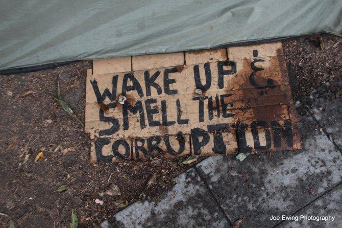 Occupy LA  Los Angles, CA