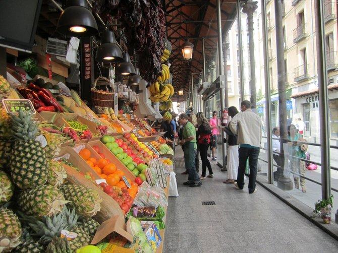 Madrid's Mercado San Miguel